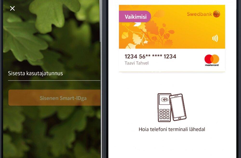 Swedbank hakkab mobiilimakseid pakkuma