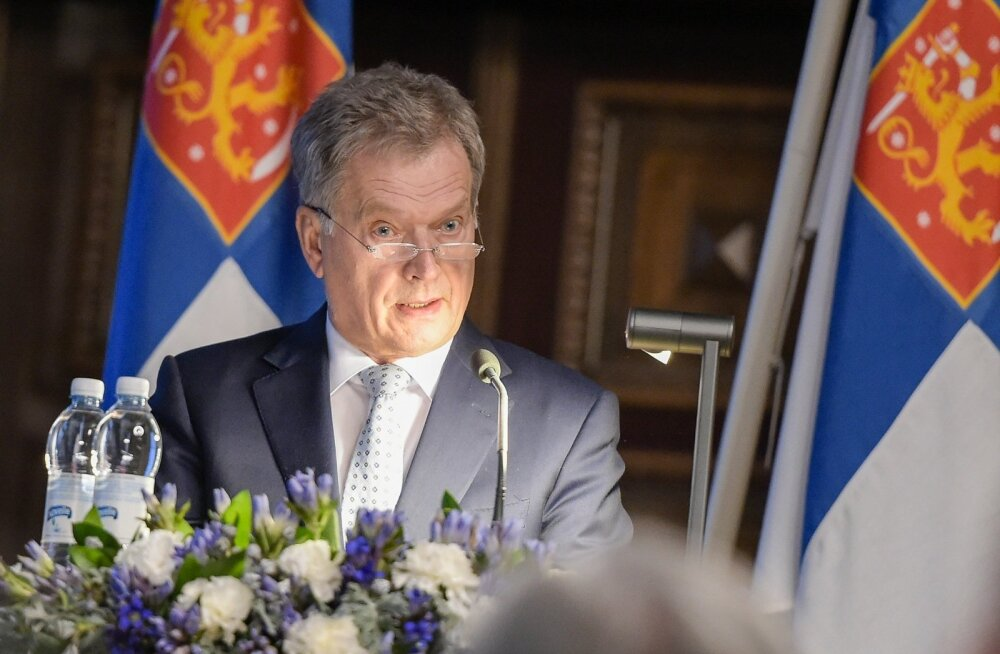 Niinistö: Soomes peab julgeolekudebatti kaks äärmust: NATO-sse kohe või mitte kunagi