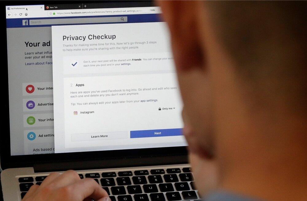 EL-i määrus sunnib nüüd Facebooki luba küsima, et kas firma tohib su andmeid kasutada.