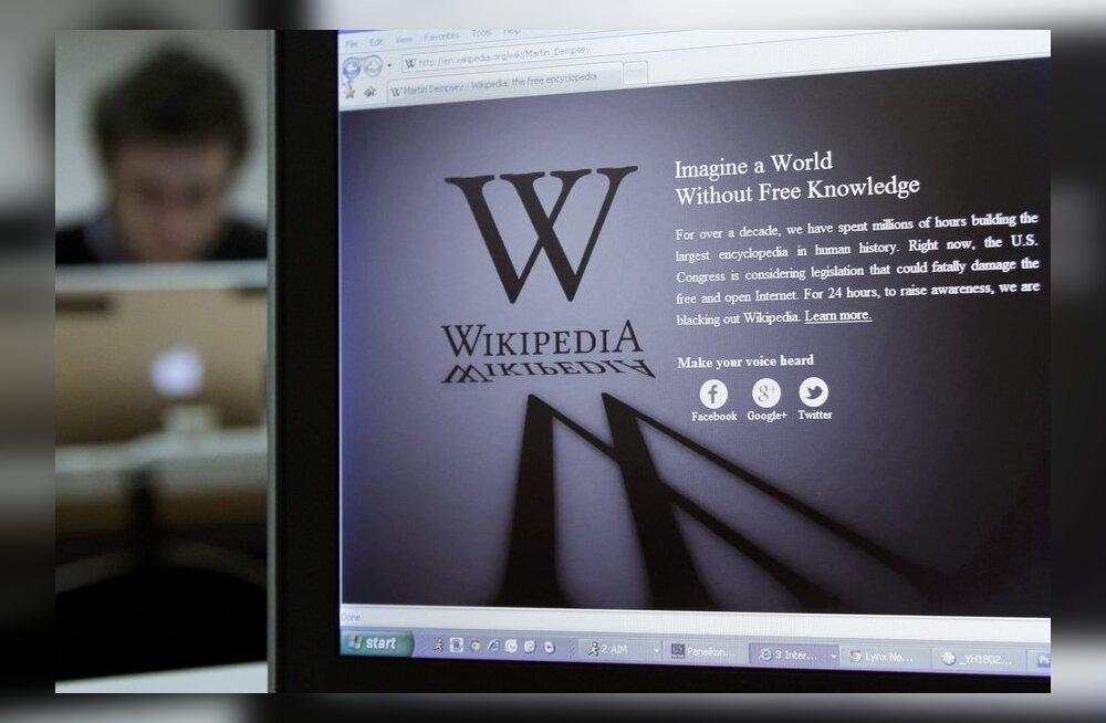 Venekeelne Wikipedia katkestas töö protestiks kavandatava tsensuuri vastu