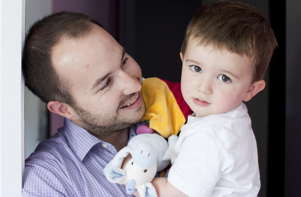 Palgatud isa ehk Kuidas renditakse maailma üksildasemas ühiskonnas puuduolevaid sõpru ja pereliikmeid