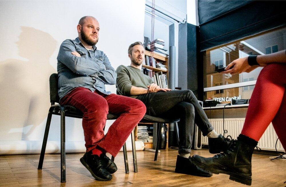 Fotograaf Kaupo Kikkas ja helilooja Erki Pärnoja ütlevad, et lood, mida inimesed on jaganud, on muutnud nende perspektiivi ja arusaama ümbritsevast.