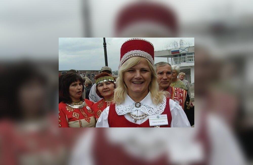 Rõõmsameelne Mare Litnevska oli see, keda alati seltskonda oodati