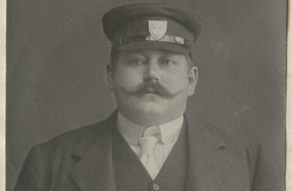 William Girard 1912. aastal.
