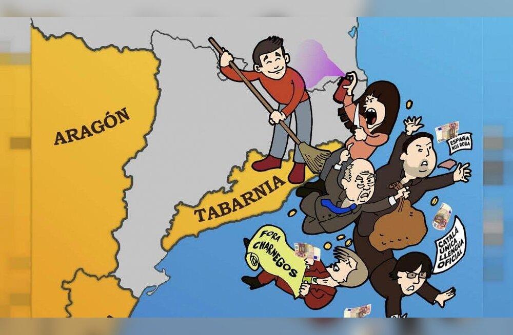 Табарния — каталонская шутка, которая может стать реальностью