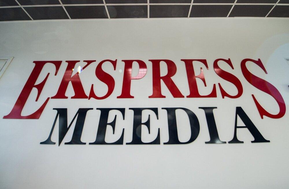 Ekspress Meedia kasvatas printreklaami langenud turul käivet