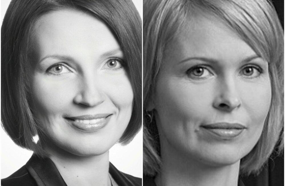 COBALTI vandeadvokaadid Pirkko-Liis Harkmaa ja Karina Paatsi