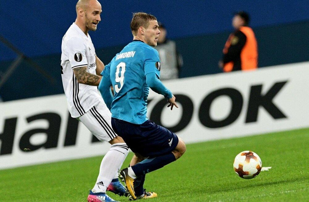 Rosenborg vs Zenit