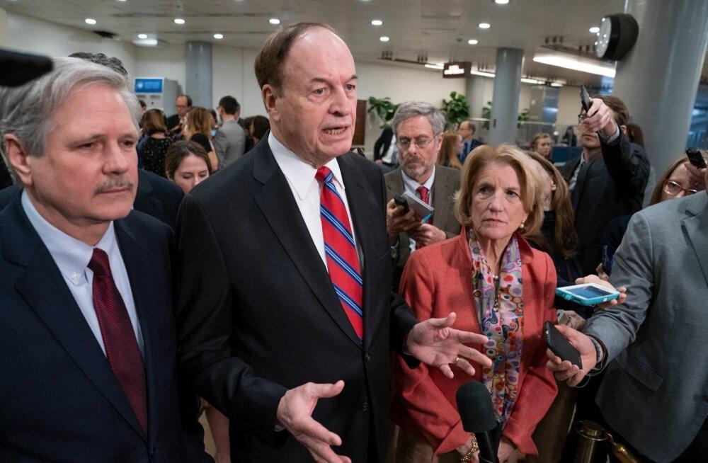 USA kongressi läbirääkijad teatasid, et jõudsid põhimõttelisele kokkuleppele valitsuse uue tööseisaku vältimiseks