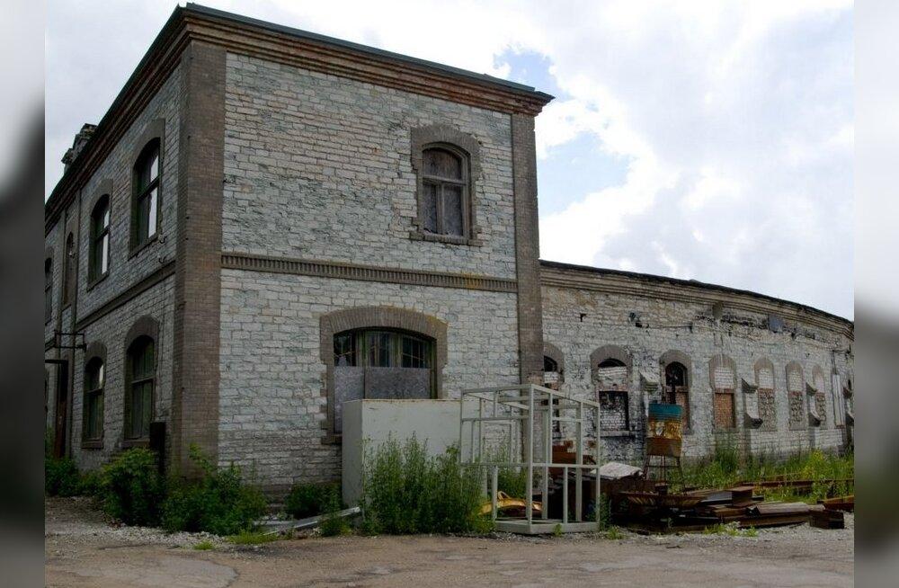 Unustatud majad: Kindlusraudtee uhkeim hoone