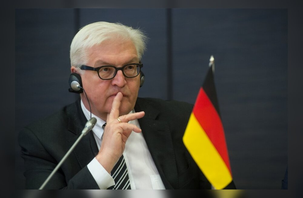 Eesti ja Saksamaa välisministrite kohtumine