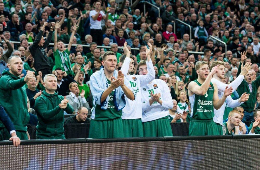 Kaunase Žalgirise korvpallimeeskond