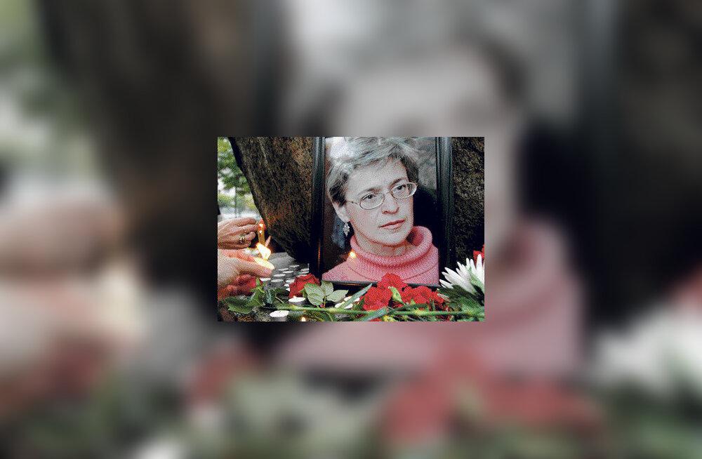 Politkovskaja protsessi olulisem asitõend kadus jäljetult