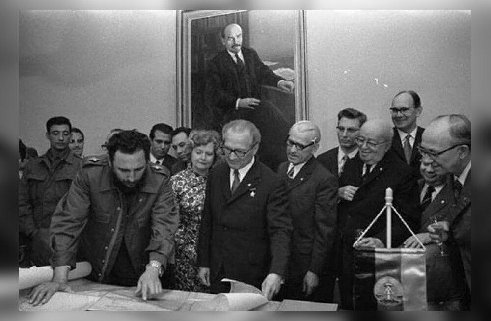 Ida-Saksamaa polegi täielikult kadunud... osa sellest elab edasi Kuuba külje all