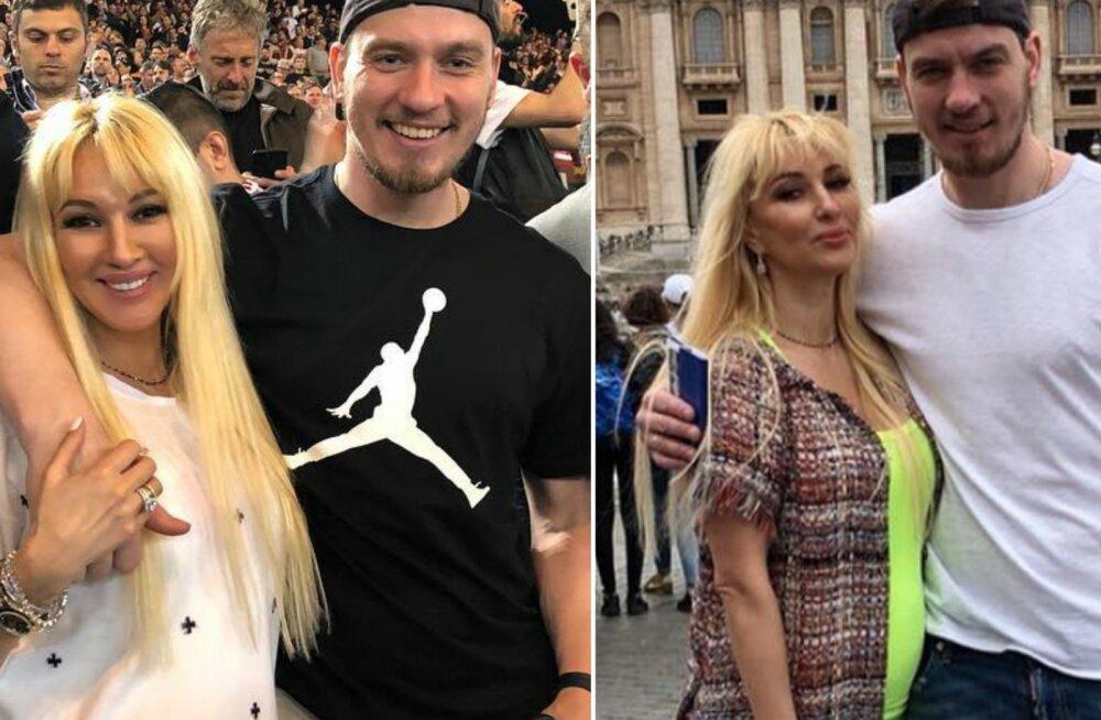 Хоккеист Игорь Макаров случайно показал беременную Леру Кудрявцеву