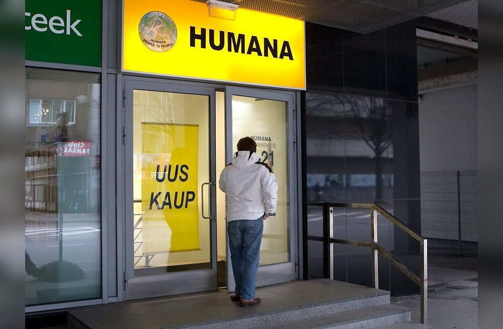 Humana poolaasta käive kasvas 16 protsenti