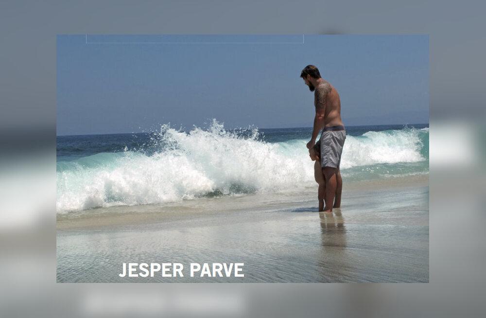 """Jesper Parve: """"Ubudi energiad sobivad mulle enim"""""""