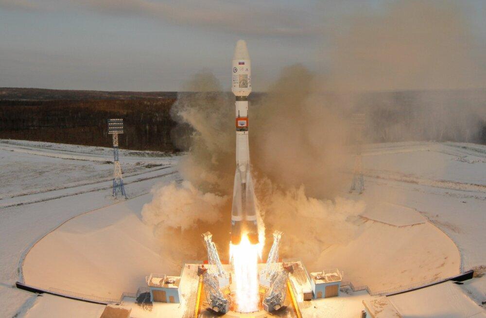 Rogozin: novembrikuine Meteori satelliidimissioon ebaõnnestus valesti sisestatud koordinaatide tõttu