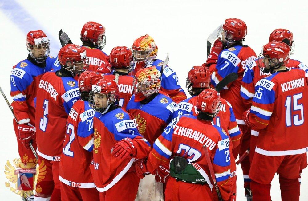 Venemaa jäähokikoondis (U18)