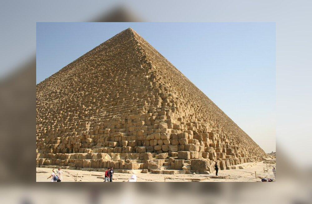Egiptuse seitse suurimat mõistatust ei suuda vastu seista tänaste uurijate moodsatele abivahenditele