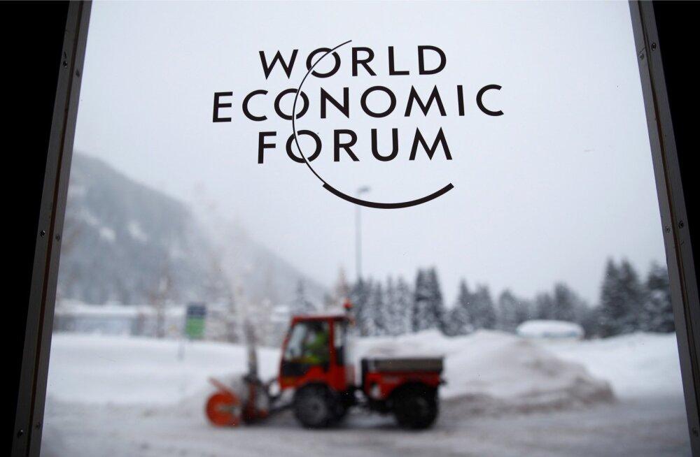 Davos 2018 valmistumine
