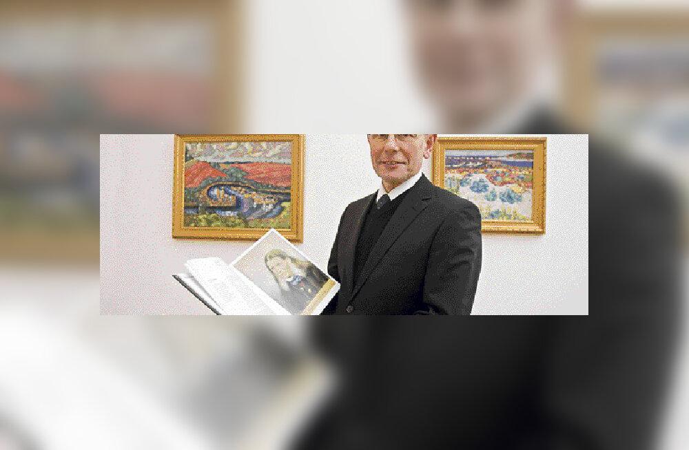 Enn Kunila: kunst on  Eestile hea visiitkaart