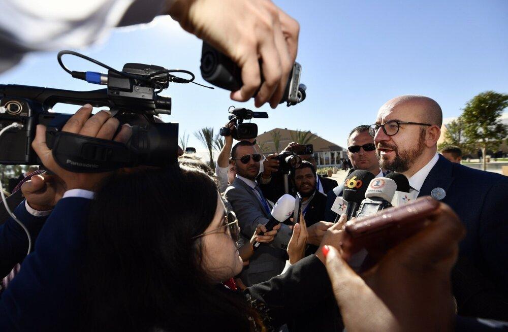 Belgia peaminister Charles Michel jäi Marokos ajakirjanike piiramisrõngasse. Ränderaamistiku toetamise hinnaks kujunes koalitsioonipartneri kaotamine ja nõnda vähemusvalitsusse jäämine.
