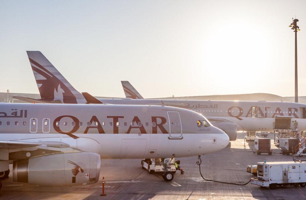 Suurepärane uudis reisisõpradele: Qatar Airways avab 16 uut sihtkohta, sealhulgas lennud Tallinnast Dohasse!