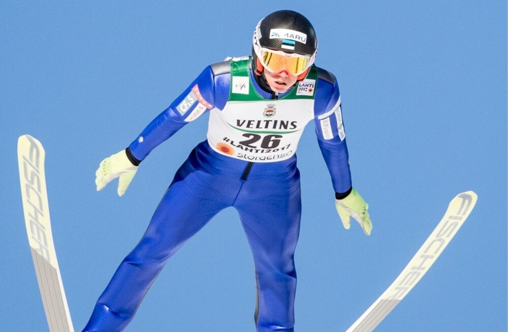 Kahevõistluse suusahüpped Lahti MM