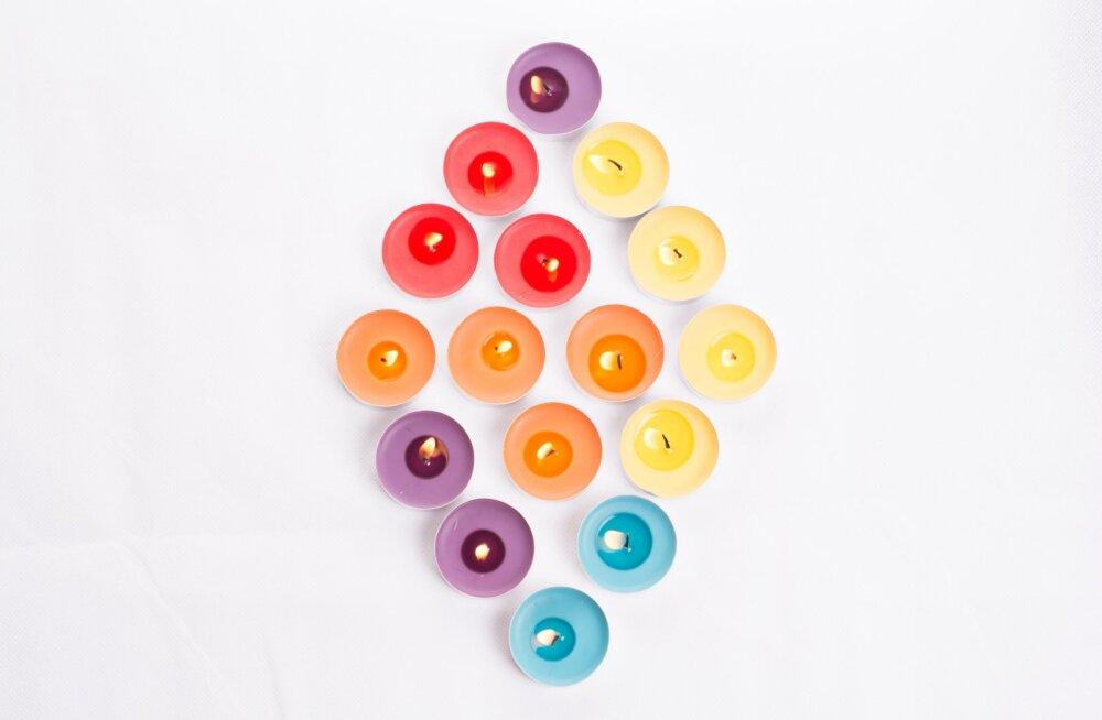 Šamaan Evald õpetab: mis värvi küünlad aitavad suhteid parandada, ellu rõõmu tuua ja soove täide viia?