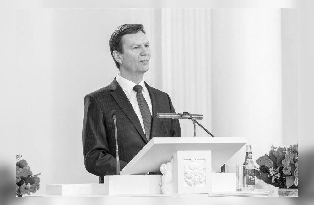 Скончался ректор Тартуского университета Волли Кальм