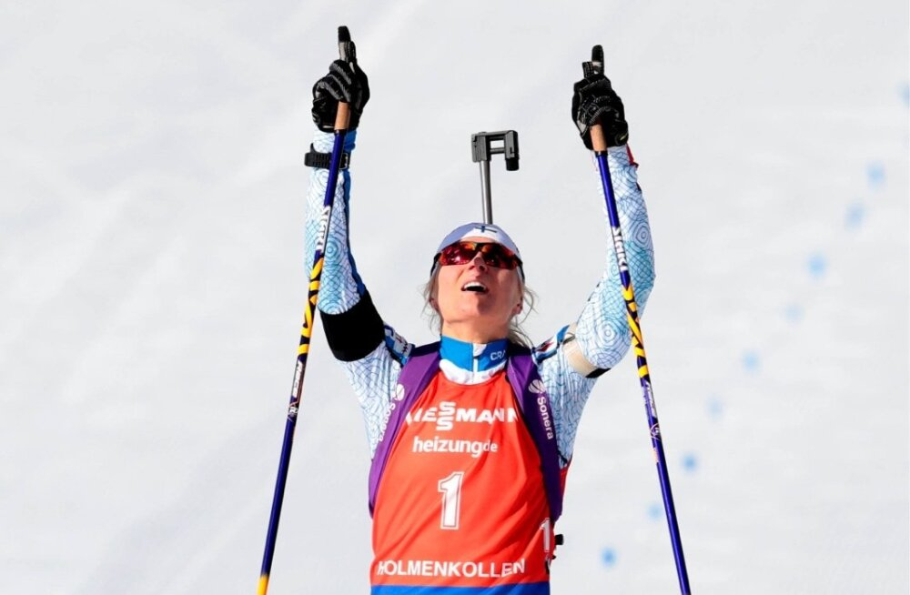 BIATHLON -WORLD/