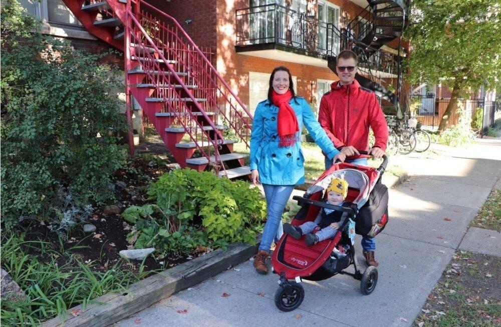 ФОТО и ВИДЕО: Проживающие в Канаде ученые Уку и Маргит Вайник планируют вернуться в Эстонию