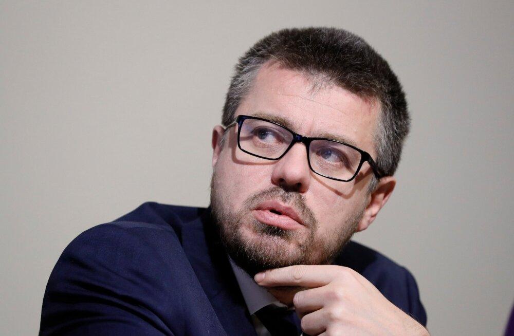 """""""See pole konstitutsioonikohtu loomise aktsioon,"""" kinnitas justiitsminister Urmas Reinsalu."""