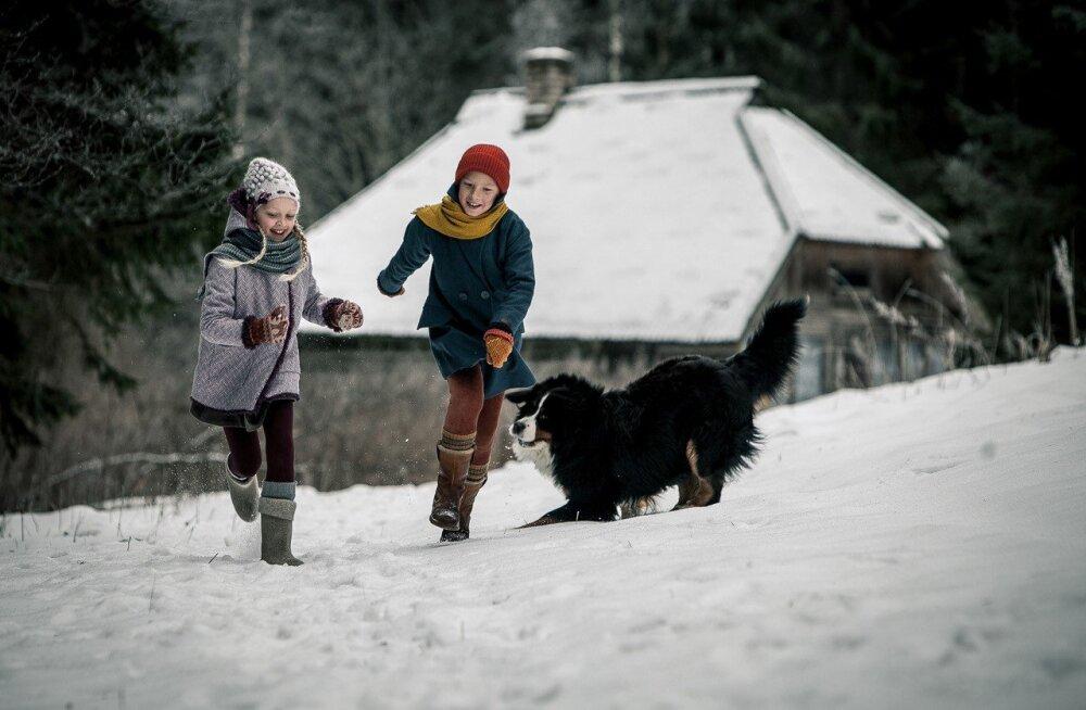 Eesti laste jõulufilmi peaosadesse kandideeris ligi 3000 last