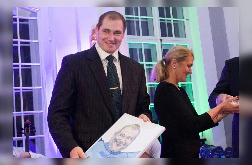 Kergejõustiku auhinnad 2013