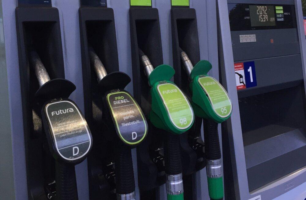Neste начинает поставки морозоустойчивого дизельного топлива
