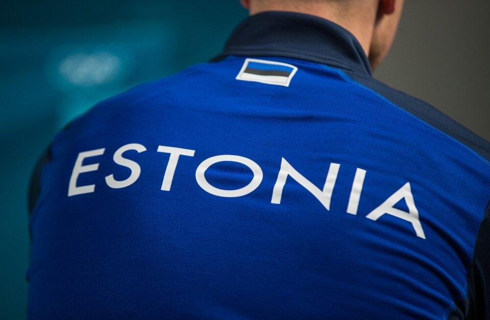 Eesti sportlased olümümpiamängudel