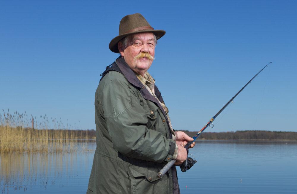 Vladislav Koržets: tööd tuleb teha selleks, et saaks rohkem kalal käia!