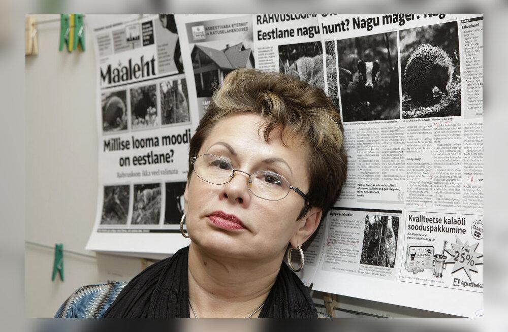 Tiina Reinart: loodan, et meie eluajal viimane paberleht veel välja ei sure