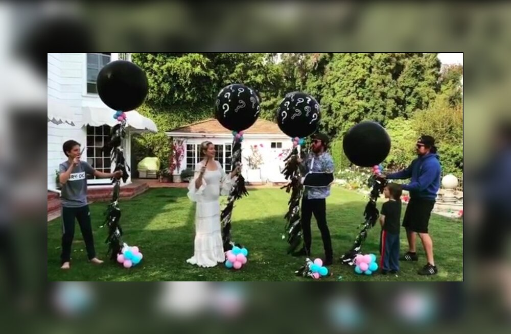VIDEO   Palju õnne, Kate Hudson: näitlejanna teatas sotsiaalmeedias beebiootusest