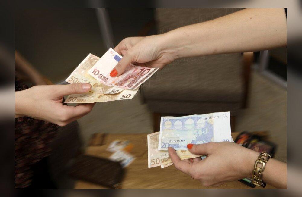 Turismibuum Tallinnas: kaheinimese toa eest tuleb välja käia ligi 700 eurot.