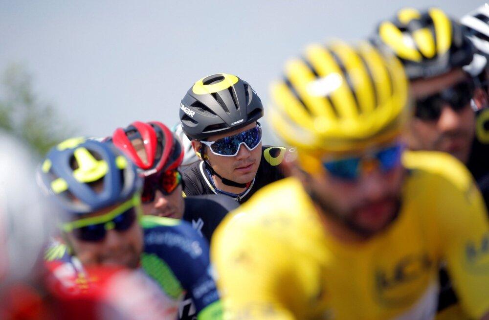 Tour de France jõuab mägedesse. Rein Taaramäel on õige aeg varjust välja tulla.