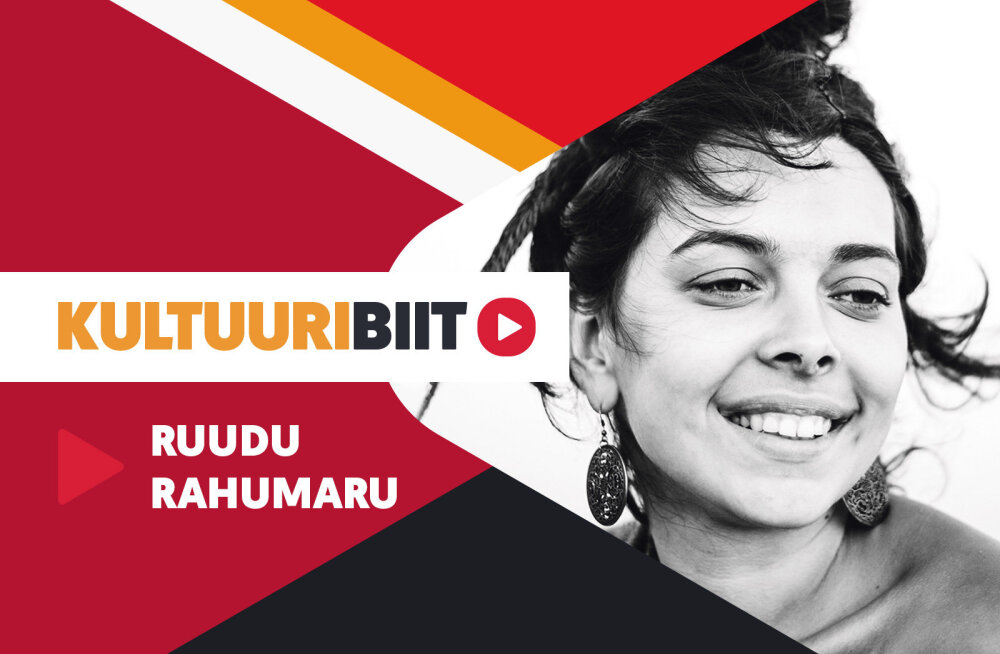 KULTUURIBIIT | Fotograafi ja kunstniku Ruudu Rahumaru playlist