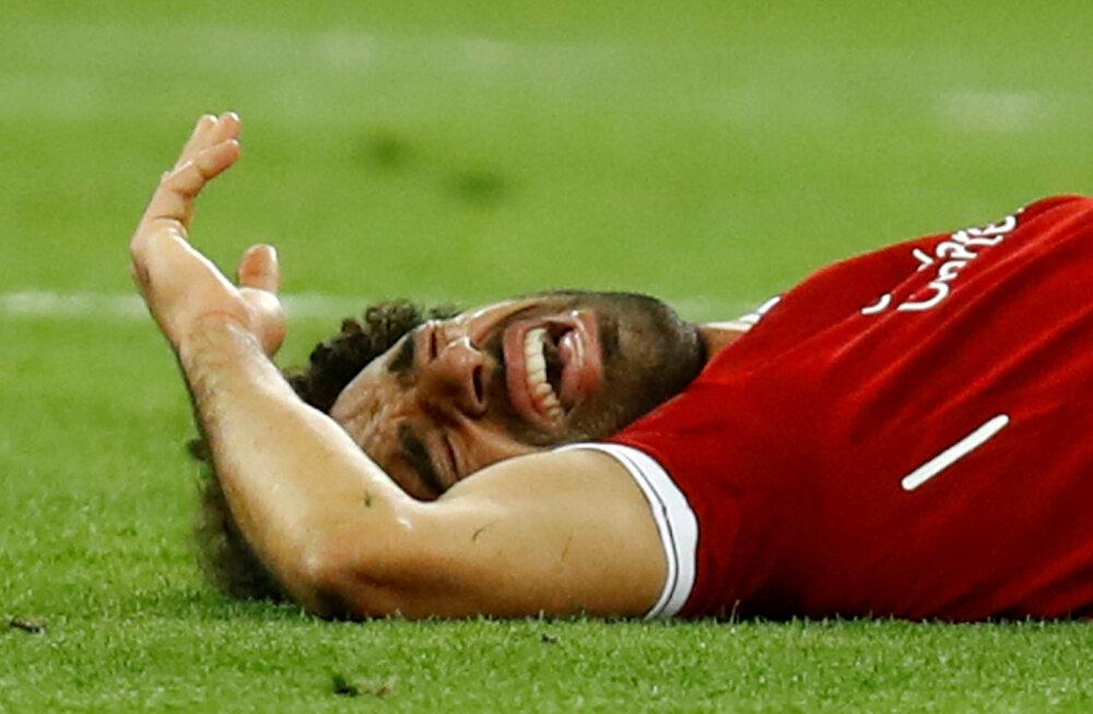 Salah nimetati Egiptuse koosseisu, kuid ühineb meeskonnaga hiljem