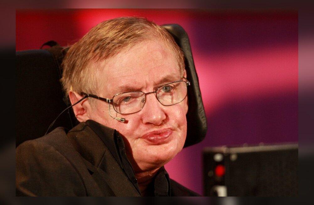 Stephen Hawking: inimkonna ellujäämine sõltub kosmose koloniseerimisest