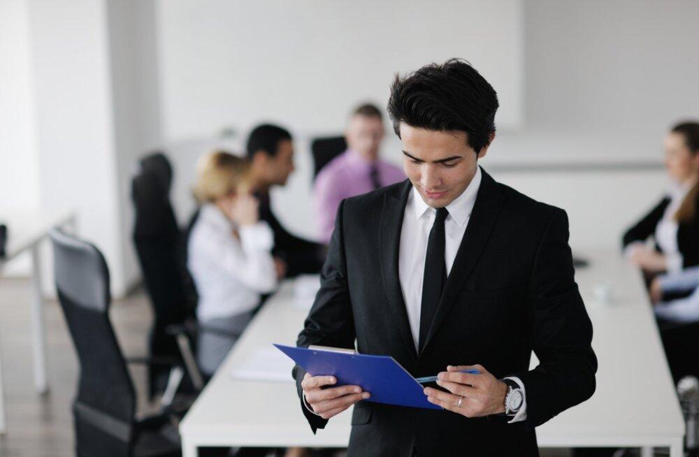 CV Keskus: знаете ли вы, сколько получают ваши коллеги?