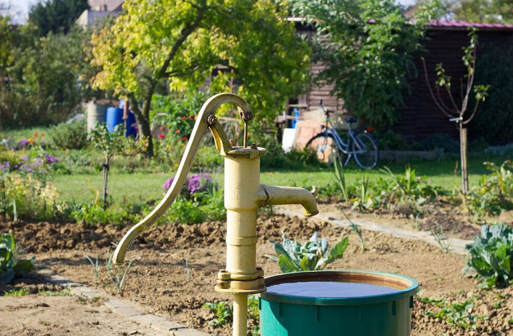 ANNAME NÕU | Kuidas koduses majapidamises ise veesüsteemi paisupaaki kontrollida