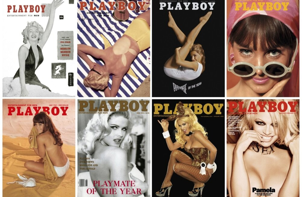 Ajakiri Playboy.