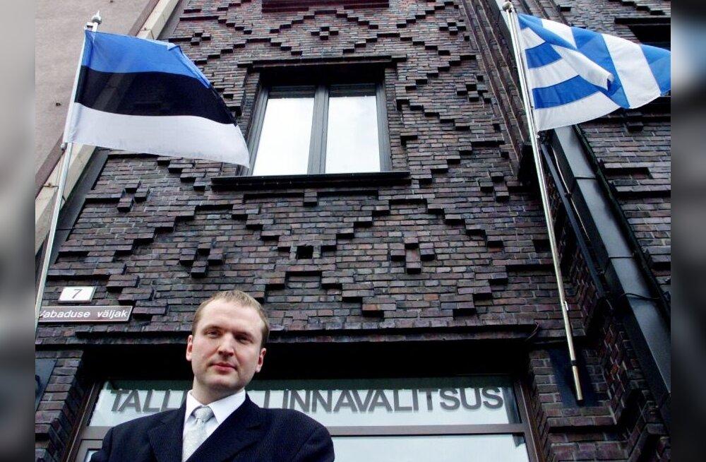 Anders Tsahkna peeti mõjuvõimuga kauplemises kahtlustatavana kinni